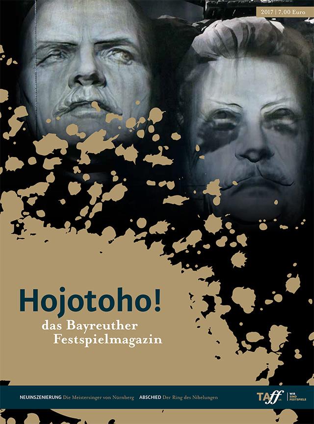 """Das TAFF-Magazin """"Hojotoho"""" aus dem Jahr 2017"""