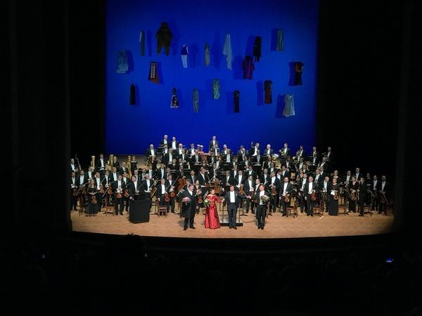 Festakt zu Ehren Wolfgang Wagner, 100. Geburtstag, Festspielhaus Bayreuth, 24. Juli 2019