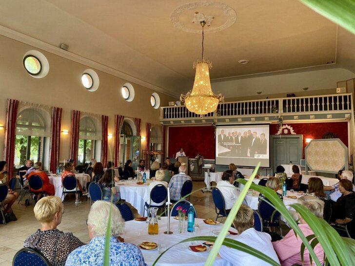 Im Saal zur Sudpfanne findet am 25. Juli 2020 die Mitgliederversammlung von TAFF statt.