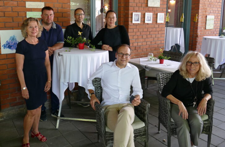 Die Vorstandschaft von TAFF 2020